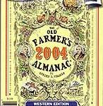 The Old Farmer's Almanac, 2004 Western Edition