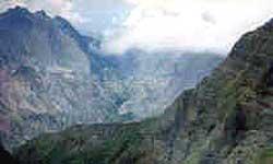 Mountains of Réunion