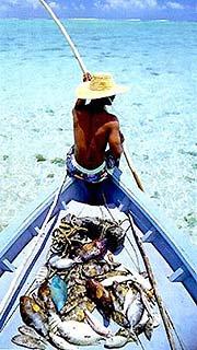 Rodriguan Fisherman