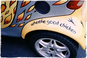 Chickenmobile