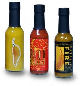 Fatalii Hot Sauces