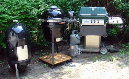 A Variety of Cookers