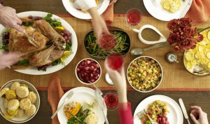 A Barbecued Thanksgiving