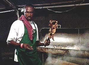 BBQin' in Anguilla