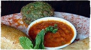 Tunisian Hot Vegetable Dip (Slata Mechouia)