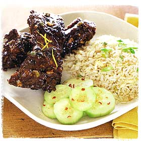 Hoisin Beef Ribs