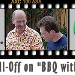 "Red vs. Green: The Chile Grill-Off on ""BBQ with Bobby Flay"""