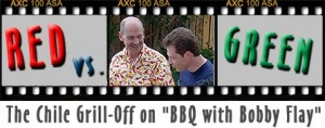 Red vs. Green: The Chile Grill-Off on