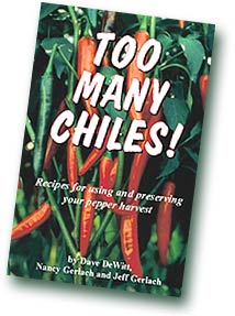 Too Many Chiles! Book