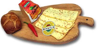 German Rauchkäse and French Rambol Cremeux Mexicano Picante