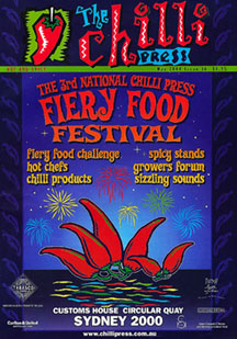 The Chilli Press' Fiery Food Festival