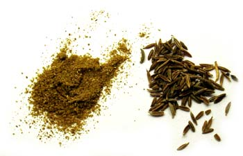 Cumin: Ground, Whole Seeds