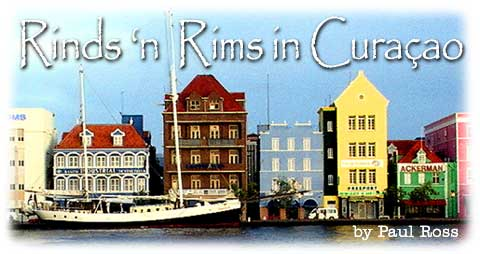 Rinds 'n Rims in Curaçao - Title photo: Willemstad