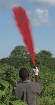 Anti-Elephant Pepper Spray
