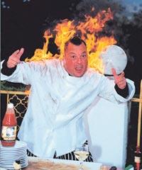 Chef Mark Atlas