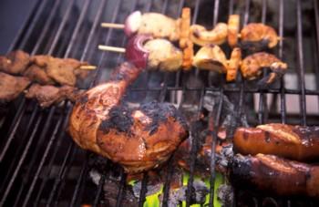 Lemon & Soy BBQ Chicken
