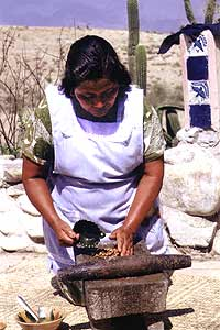 Oaxacan Woman