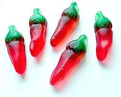 German Gummy Chiles - Photo by Harald Zoschke