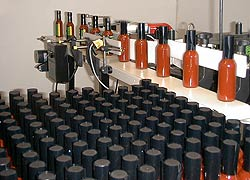 Commercial Hot Sauce Manufacturing