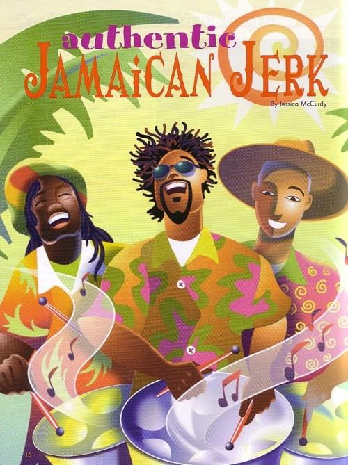 Jamaican Steel Drummers