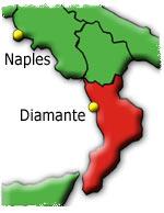 Diamante in Calabria