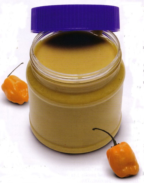 Spiced Up Peanut Butter
