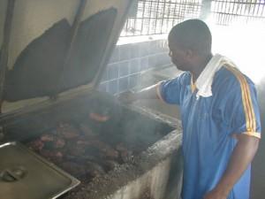 Turning the Pork