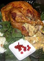 The Turkey, Stuffing, and Rice