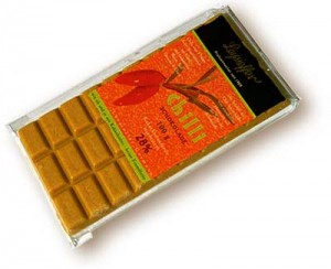 Leysieffer's While Chocolate with Chilli