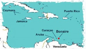 Map: Bonaire