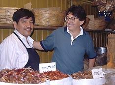 Eliseo Ramirez and Jose Marmolejo