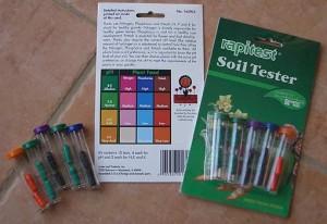 Home Soil Testing Kit