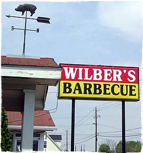 Wilber's Sign
