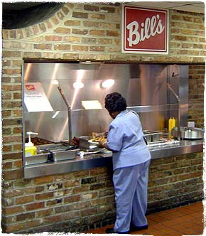 Bill's Barbecue and Chicken in Wilson