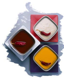 Chile-spiced Sauces