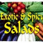Exotic and Spicy Salads, Part 2