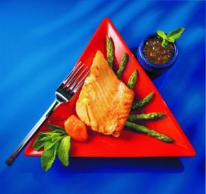 Grilled Swordfish Fillet