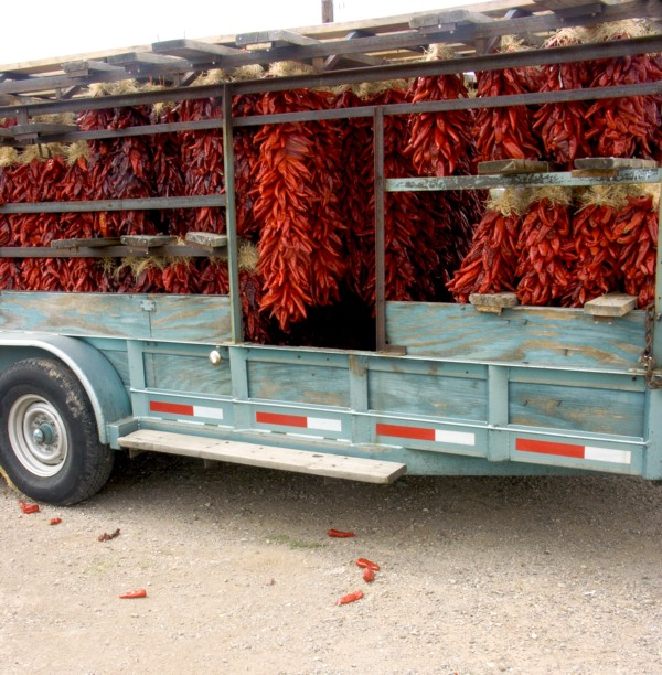 A Truckload of Red