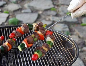 Kebab Fork