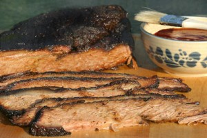 Perfectly cooked beef brisket is a joy to behold