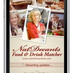 New Food App for iPhone and Blackberry
