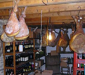 La Cantina - hier lagern kulinarische Schätze