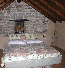 La Casella oben