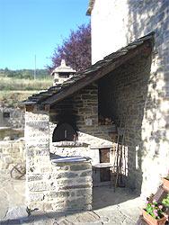 Il Forno, der Ofen