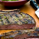 Brazilian Steaks With Jalapeño-Lime Salsa