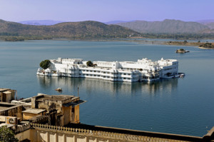 "We also stayed at the Lake Oalace in Udaipur, where the James Bond movie ""Octopussy"" was filmed."