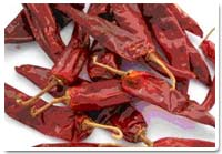 Lal Mirch Chillies
