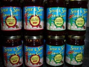 Sugar & Spice Sweet Sauce