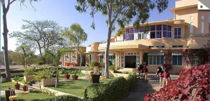 Shikarbadi Hotel today, formerly a