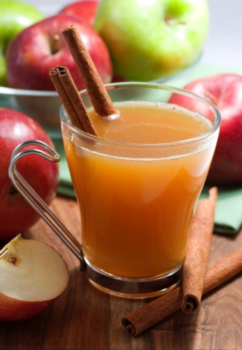 Mulled Ancho Cider